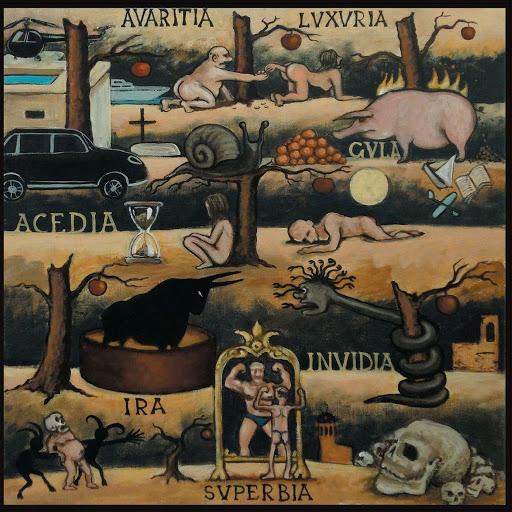 НОМ «Семеро Смертных» — презентация нового студийного альбома 09 ноября