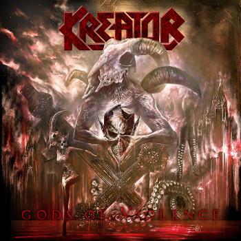 Kreator «Gods Of Violence» — новый альбом в январе!