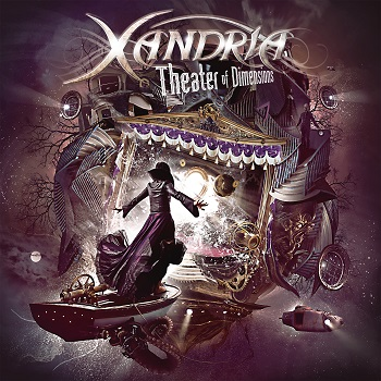 Xandria «Theater Of Dimensions» — уже в продаже!