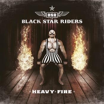 Black Star Riders «Heavy Fire» — уже в продаже!