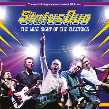 Status Quo — The Last Night of the Electrics (2017) — уже в продаже!