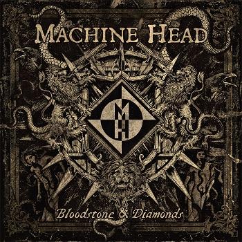 Machine Head  «Bloodstone & Diamonds» — Открыт предзаказ!