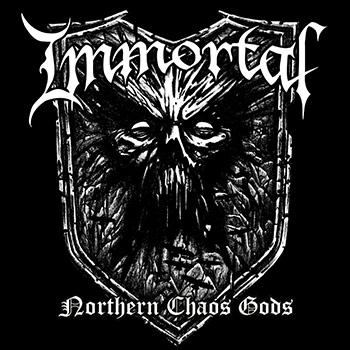 Immortal — Northern Chaos Gods (2018) — 6 июля — дата релиза!