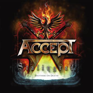 Альбом ACCEPT «Stalingrad» достиг «золотого статуса» в России!