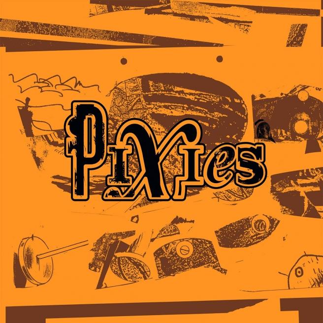 PIXIES представляют видео на песню «Silver Snail»