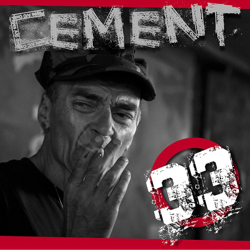 Новый альбом легендарной рижской группы ЦЕМЕНТ