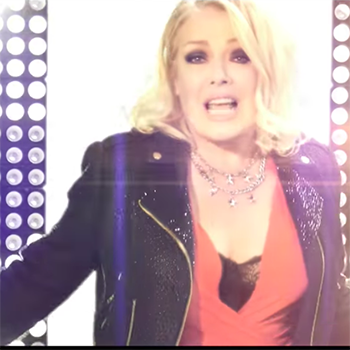 Kim Wilde — Pop Don't Stop (2018) — премьера клипа!
