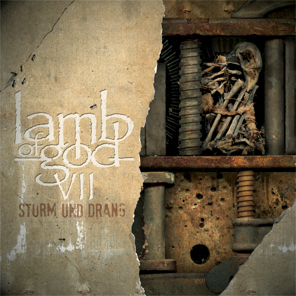 Lamb of God «VII: Sturm Und Drang» — Предзаказ открыт!