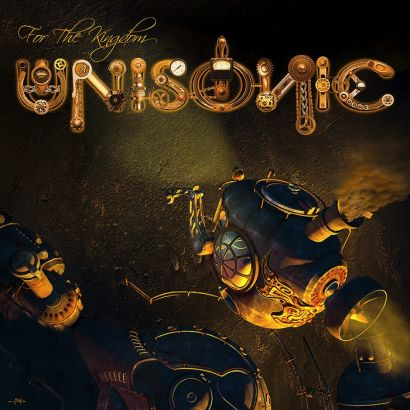 UNISONIC — лирик-видео на песню «For The Kingdom»