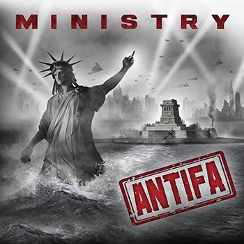 Ministry — Antifa (2017) —  новый сингл!