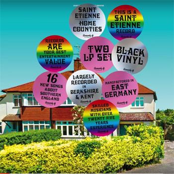 Новый трек Saint Etienne