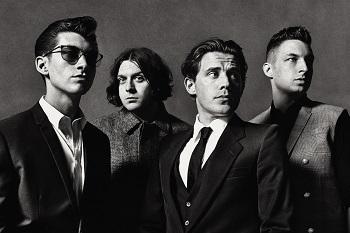 Пятый студийный альбом Arctic Monkeys