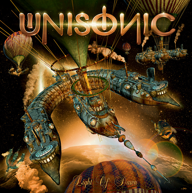 UNISONIC выпускают новый альбом