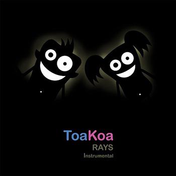 ТоаКоа — Rays (2017) — 7 декабря — дата релиза!