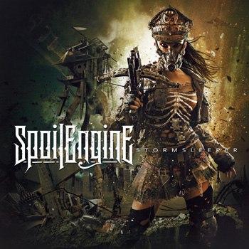 Spoil Engine — Stormsleeper (2017) Новый студийный альбом бельгийско-нидерландской модерн-металл-команды — на всех цифровых площадках!