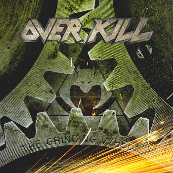 Overkill  «The Grinding Wheel» — уже в продаже!