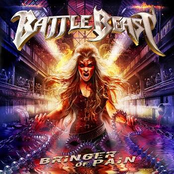 Battle Beast «Bringer Of Pain» — уже в продаже!