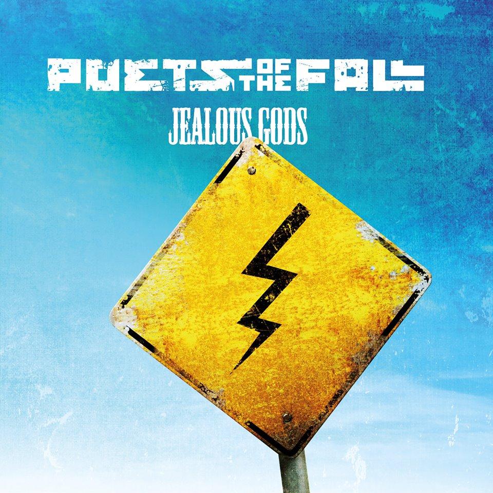 POETS OF THE FALL «Jealous Gods» — #1 в чартах российского iTunes в первый же день релиза!