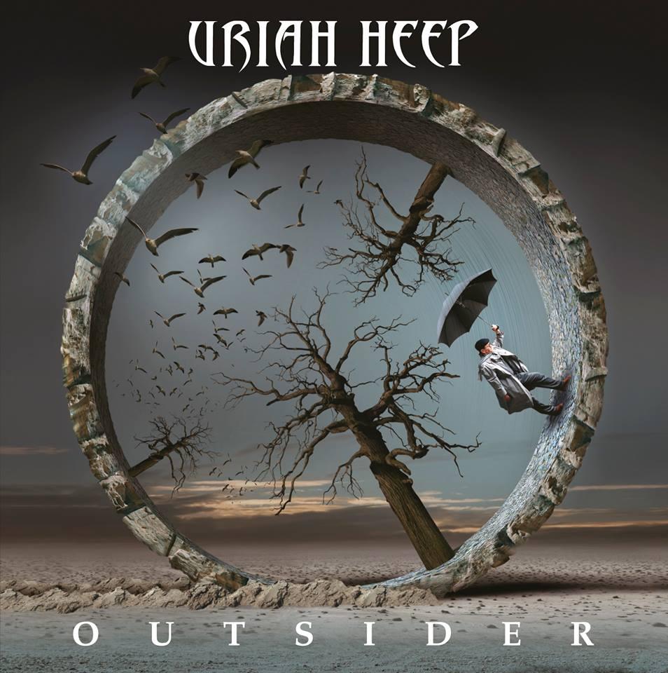 URIAH HEEP выпускают новый студийный альбом