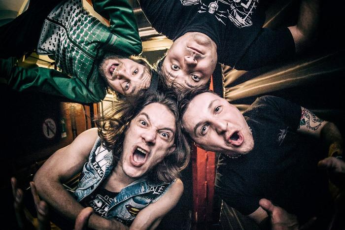 Группа «ЙОРШ» приступила к записи нового альбома и открыла краудфайндинговый проект