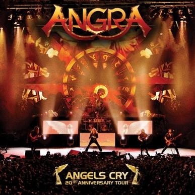 Angra «Angels Cry»
