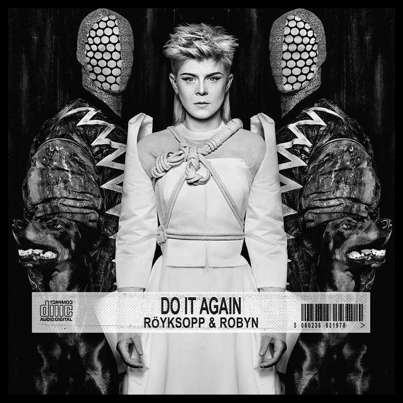 RÖYKSOPP и ROBYN рассказывают о мини-альбоме «Do It Again»