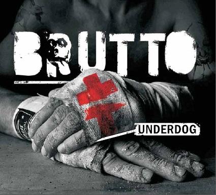 Дебютный альбом нового проекта Сергея Михалка (ex-ЛЯПИС ТРУБЕЦКОЙ) BRUTTO «Underdog» — уже в продаже!!!