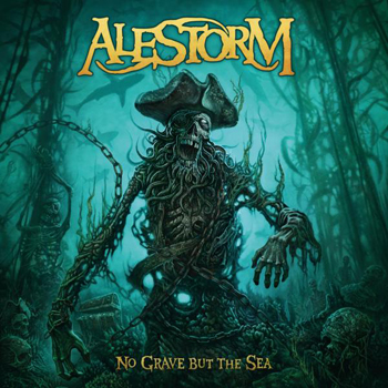 Alestorm — «No Grave But The Sea» — новый альбом уже в продаже!