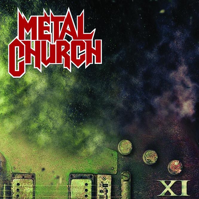 Metal Church «XI» — уже в продаже!