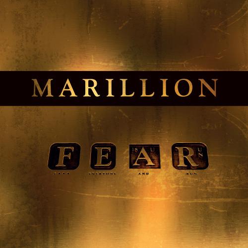 Marillion «F E A R» — скоро в продаже!