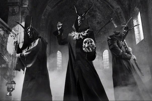 Видео BEHEMOTH «Blow Your Trumpets Gabriel»