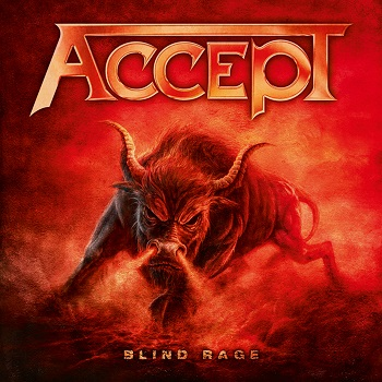 ACCEPT — Новый альбом «Blind Rage»