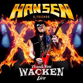 Kai Hansen «Thank You Wacken (Live)» — уже в продаже!