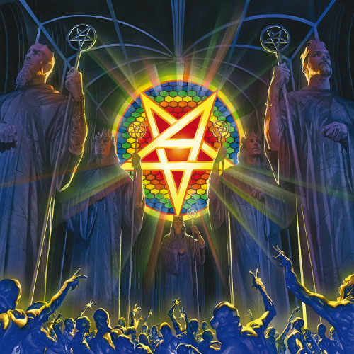 Anthrax «For All Kings» — предзаказ открыт!