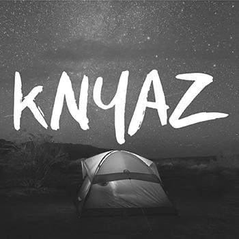 KNYAZ — Космос (2018) — 9 июля — дата релиза!