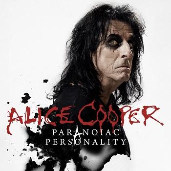Элис Купер — «Paranoiac Personality» — новый сингл!