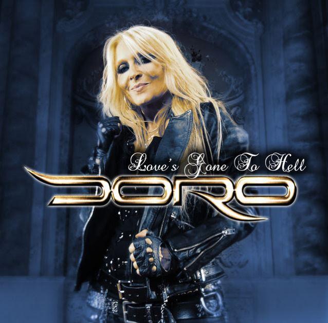 DORO «LOVE's Gone To Hell» — премьера видео!