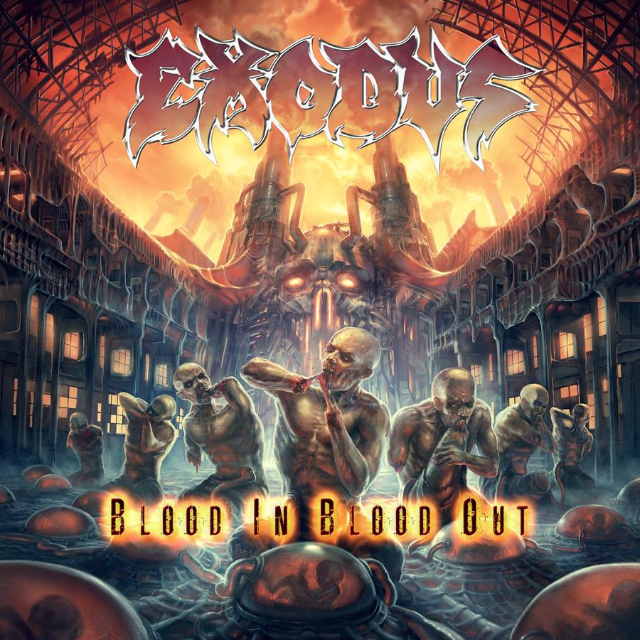 EXODUS «Blood In Blood Out»: Открыт предзаказ