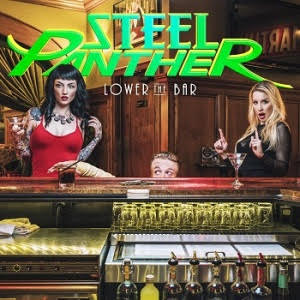 "Steel Panther —  ""Lower The Bar"" — новый альбом американских глэм-рокеров"