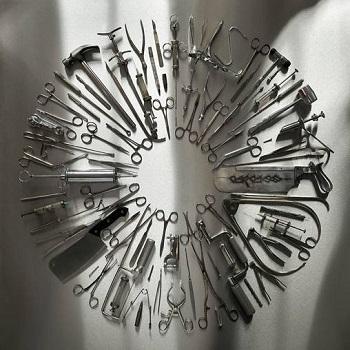 carcass — артворк нового альбома