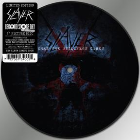 18 апреля выйдет новый трек Slayer «When The Stillness Comes»