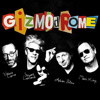 Gizmodrome — «Gizmodrome» (2017) — 15 сентября — дата релиза!