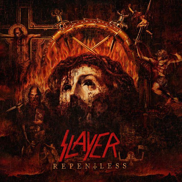 Slayer «Repentless» — новый альбом уже в продаже!