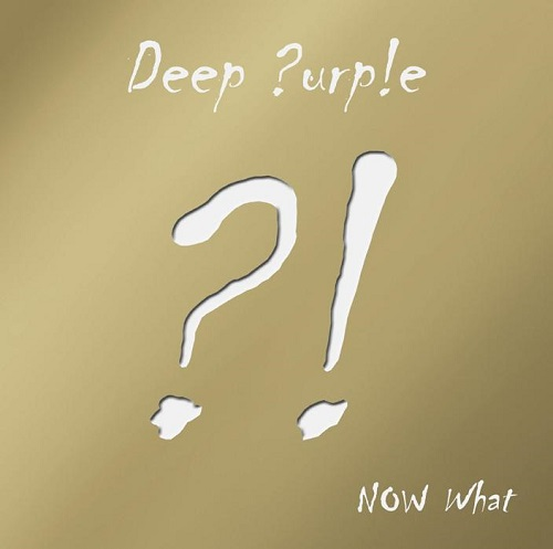 DEEP PURPLE «Now What?!» (Gold Edition) (2CD Digipack)