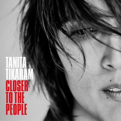 Tanita Tikaram «Closer To The People» — новый студийный альбом уже в продаже!