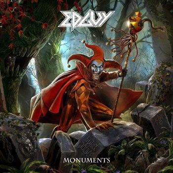 Edguy — Monuments (2017) — уже в продаже!