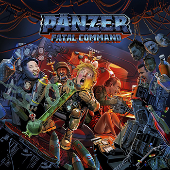 Panzer — Fatal Command (2017) — 6 октября — дата релиза!