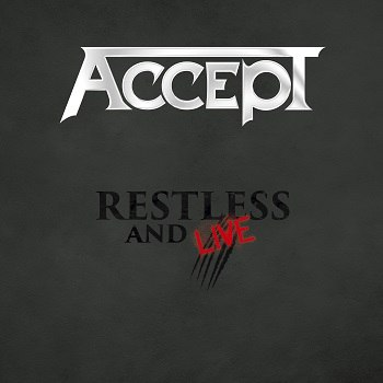 Accept «Restless & Live» — уже в продаже!