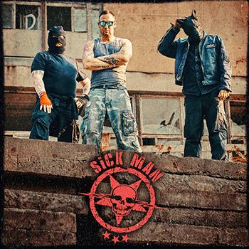 Sick Man — Sick Men (2017) — 15 декабря — дата релиза!