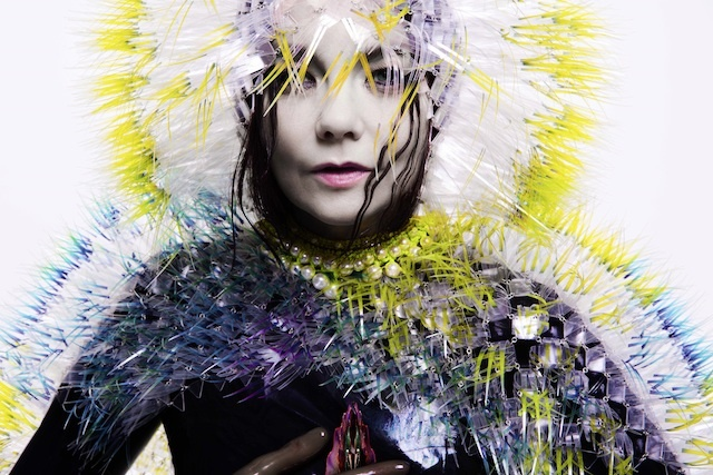 Björk «Lionsong» — новый клип